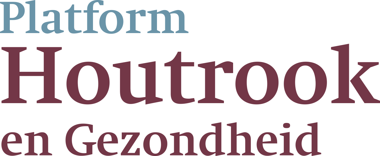 Logo Platform Houtrook en Gezondheid